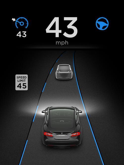 自動駕駛:睡覺也能開車 智能內部監控幫你看孩子