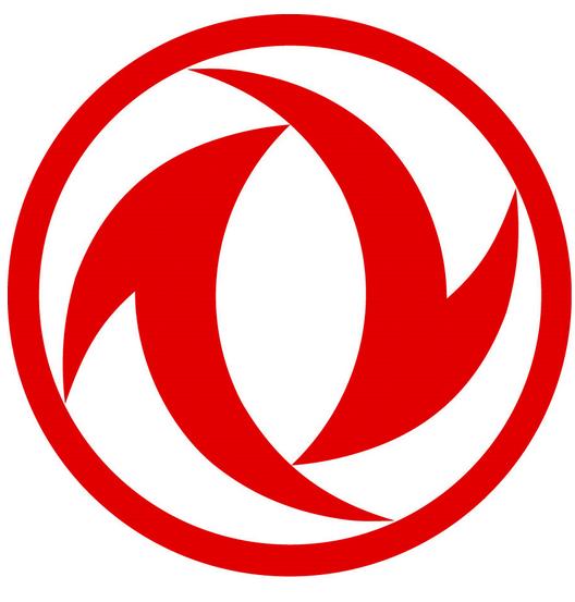东风标志logo图片