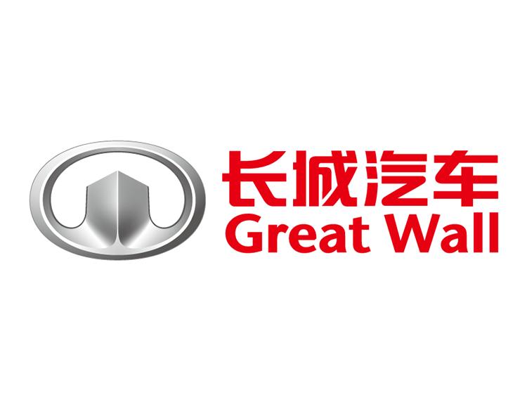 中国长城手绘标志