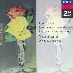 chopin: favourite piano works