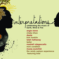 interpretations: celebrating the music of earth wind & fire