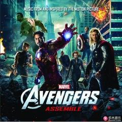 avengers assemble(music from and inspired by the motion picture)