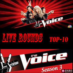 2012 november 19: live rounds top 10 - singles