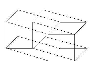 四维正方体(过程)