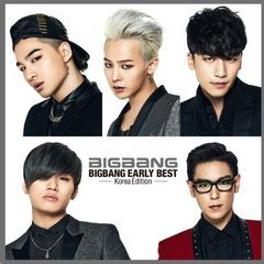 bigbang early best(korea edition)