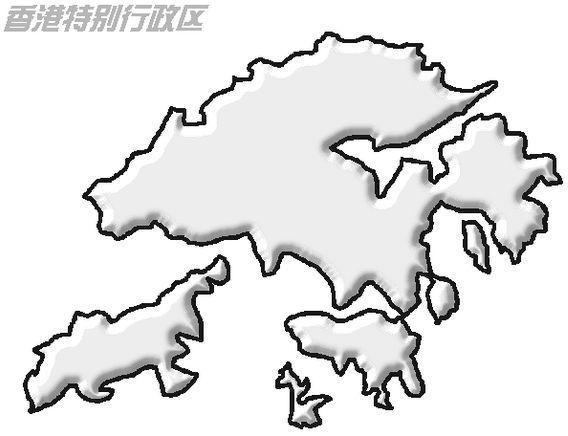中国34个省的轮廓图地图图片_中国34省行政区轮廓图