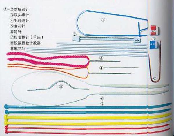 明月棒针艺术网易博客_明月棒针艺术柔美水浪花织法图解符号织什么针