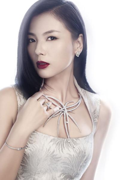 影星 刘涛 - 梅竹 - 梅竹欢迎您