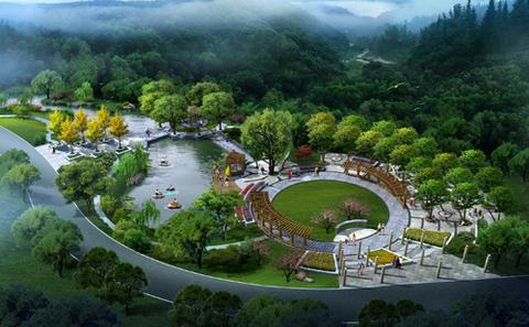 青岛国际生态智慧城