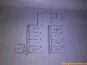 diy电焊机,网上下载图纸铁芯面积是,4CMX20C北屯西安阎良2014图纸v图纸图片