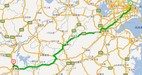 上海到南昌理工学院多少公里_360问答