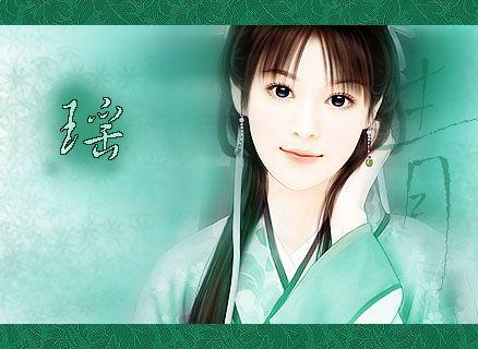 碧瑶很可爱很可爱的图片
