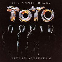 25th anniversary: live in amsterdam