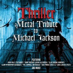 thriller: a metal tribute to michael jackson