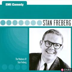 emi comedy classics - the madness of stan freberg