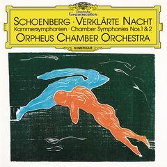 schoenberg: verklärte nacht, op. 4 / chamber symphonies nos. 1 & 2