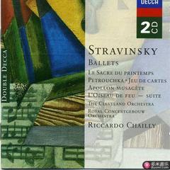 斯特拉文斯基 芭蕾音乐作品集