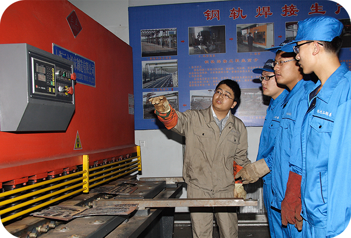 焊接技术及自动化专业