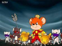 福五鼠之战国风云4_福五鼠之战国风云中都有什么铠甲福福鼠(虎威金甲)吉吉鼠(幻影铠甲)翔