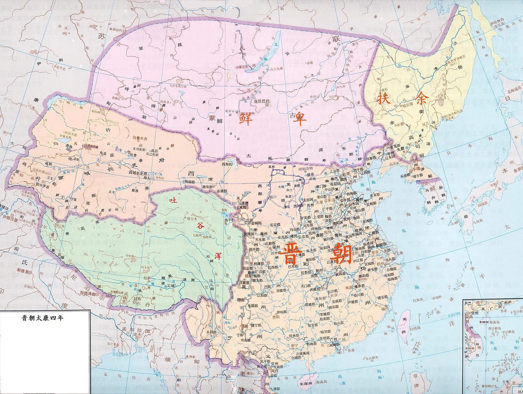 河南省太康地图