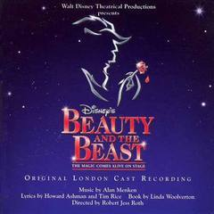 beauty and the beast: original london cast recording