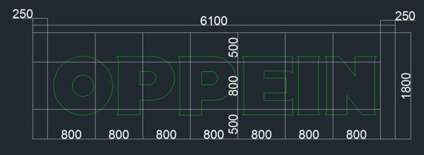 CAD2014文字变多段线,_360v文字cad显示线段长度图片