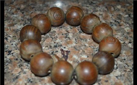 佛珠是什么材料的