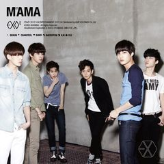 mama exo-k the 1st mini album