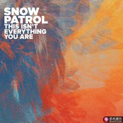 this isn't everything you are – single
