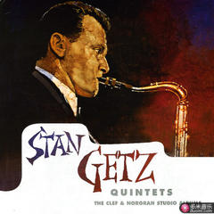stan getz quintets: the clef & norgran albums