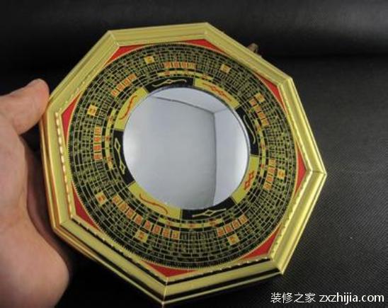 > 空间头像 >    八卦镜,以中国古代八卦为原型,制造出来的常用风水