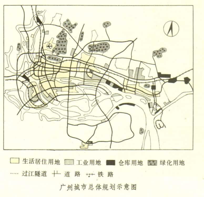 广州古代战略地图