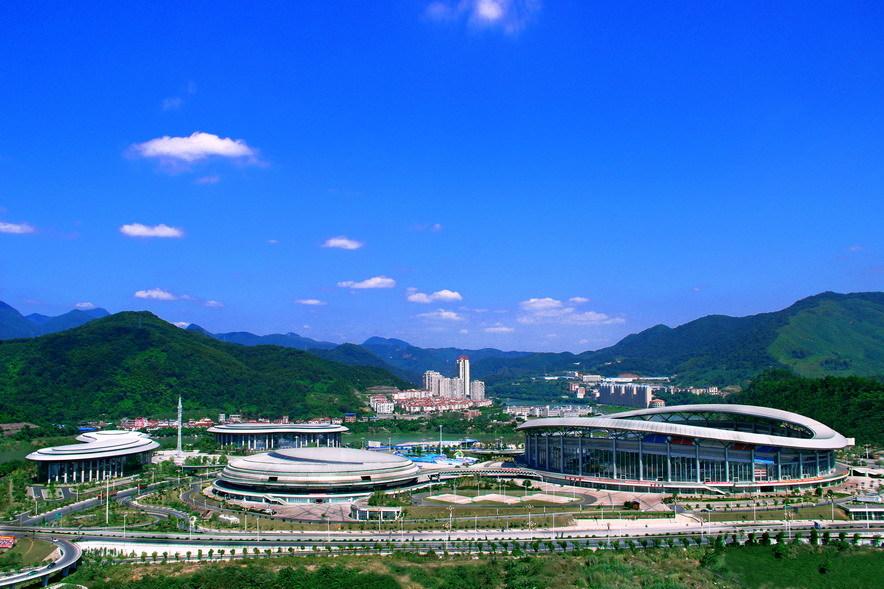 三明清流风景区