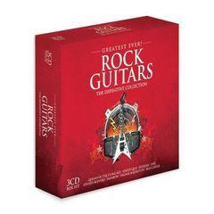 greatest ever rock guitars