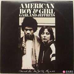 american boy & girl