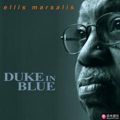 duke in blue