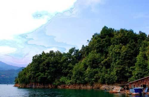 攸县酒埠江风景区怎么样,好玩吗?图片是挺好漂亮的.