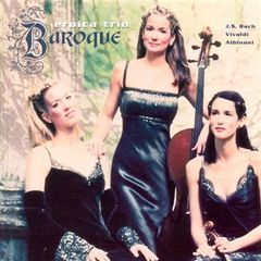 baroque - the eroica trio