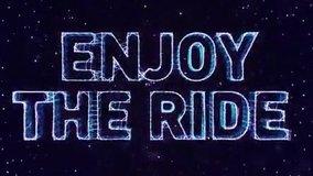 Enjoy The Ride 歌词版