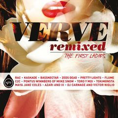verve remixed: the first ladies