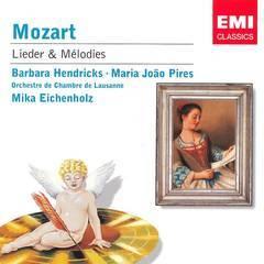 mozart - lieder