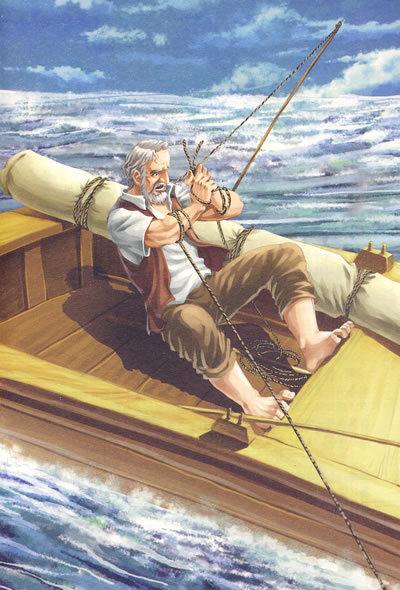 老人与海 解析 转载图片